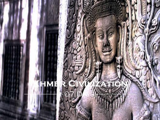 Khmer Civilization 7 Days - 6 Nights   absolutecambodia